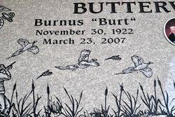 Burnus Burt Butterworth