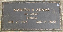 Marion A. Adams