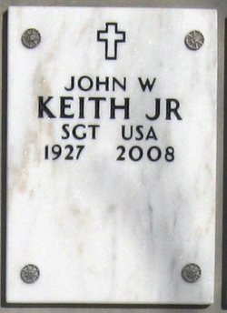 John W. Keith, Jr