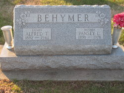 Alfred Theodore Behymer