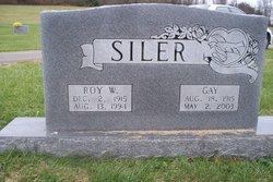 Roy W Siler
