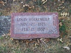 Henry William Louis Boekemeier