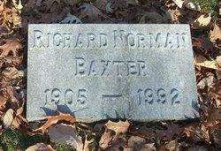 Richard Norman Baxter