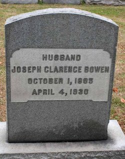 Joseph Clarence Bowen