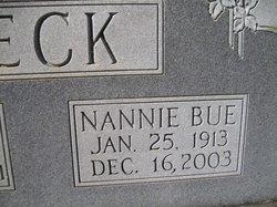 Nannie Sue <i>Penland</i> Beck