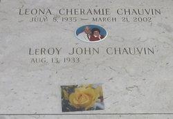 Leona Teon <i>Cheramie</i> Chauvin