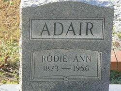 Rodie Ann Adair