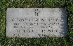 Frank Edwin Fisher