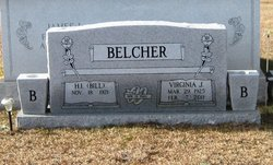 Virginia <i>Jackson</i> Belcher