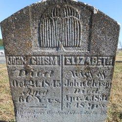 Elizabeth Starkey Chism