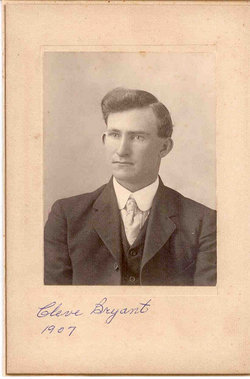 Grover Cleveland Cleve Bryant