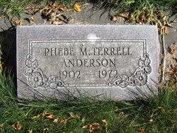 Phebe Matilda <i>Birdsell</i> Anderson