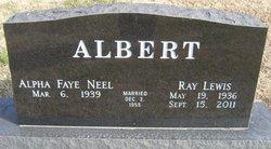 Ray Lewis Albert