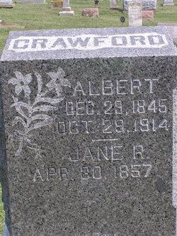 Rebecca Jane <i>Brott</i> Crawford Rhode