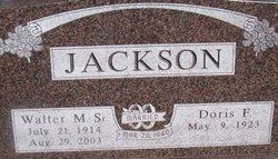 Walter Monroe Jackson, Sr