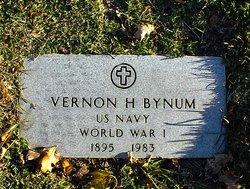 Vernon H Bynum