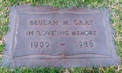 Beulah May <i>Love</i> Gray