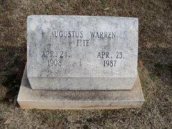 Augustus Warren Fite