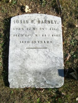 Susanna <i>Russell</i> Barney