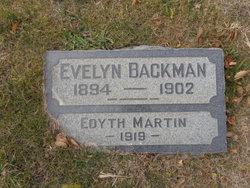 Evelyn Backman