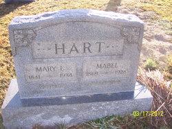 Mary Elizabeth <i>Bradley</i> Hart