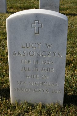 Lucy <i>Willems</i> Aksionczyk