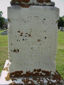 Anne E. <i>Huston</i> Bird