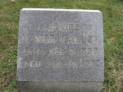 Lillian Lilly <i>Rutter</i> Allen