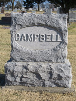 Caroline G. <i>Harris</i> Campbell