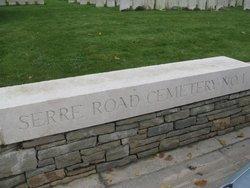 Serre Road Cemetery No. 1