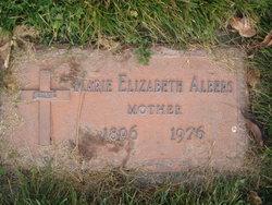 Marie Elizabeth Albers