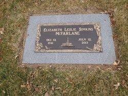Elizabeth Reid <i>Leslie</i> McFarlane