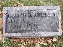Lillian <i>Barley</i> Anthony