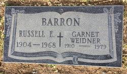 Russell E Barron