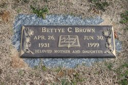 Bettye C Brown