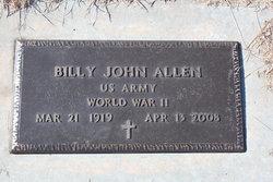 Billy John Allen