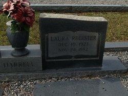 Laura Lanell <i>Register</i> Harrell