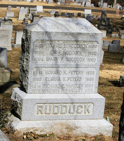 Howard Rudduck Peters