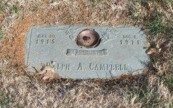 Ralph A Campbell