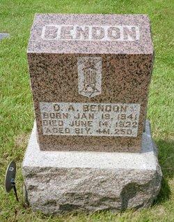 Demetrius Augustin Bendon