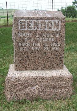 Mary Jane <i>Downey</i> Bendon