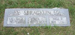 Ellen Elizabeth Nell <i>Bendon</i> Spracklin