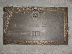 Ella Marie <i>Hanson</i> Schima
