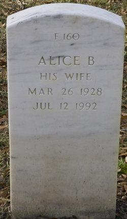 Alice <i>Bedinger</i> Hall