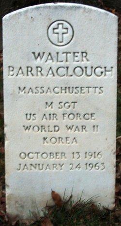 Walter Barraclough
