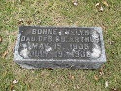 Bonnie Evelyn Arthur
