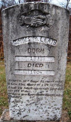 James Madison Leath