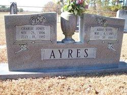 Charles Jones Charlie Ayres
