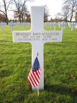 PFC Bradley Barraclough, Jr