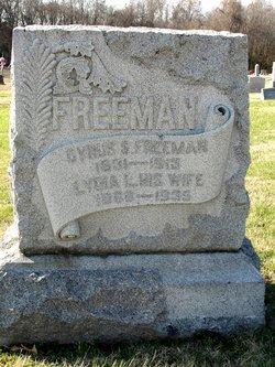 Lydia Louisa <i>Lindsey</i> Freeman